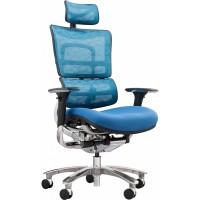 Кресло GT RACER X-801A BLUE