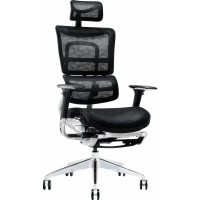 Кресло GT RACER X-801L BLACK