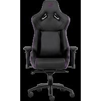 Кресло геймерское GT Racer X-0733 Black/Violet