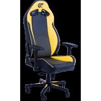 Кресло геймерское GT RACER X-8010 Black/Yellow