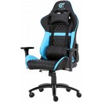 Кресло геймерское GT RACER X-3505 Black/blue