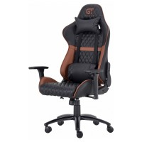 Кресло геймерское GT RACER X-3505 Black/brown