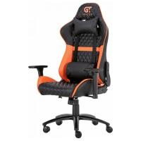 Кресло геймерское GT RACER X-3505 Black/orange