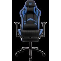 Кресло геймерское GT Racer X-2534-F Black/Blue