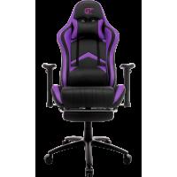 Кресло геймерское GT Racer X-2534-F Black/Violet