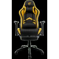Кресло геймерское GT Racer X-2534-F Black/Yellow