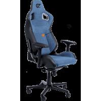 Кресло GT RACER X-8005 Light Blue/Black