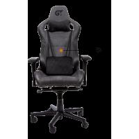 Кресло GT RACER X-8005 Dark Grey/Black