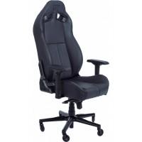 Кресло геймерское GT RACER X-8009 Black
