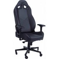 Кресло геймерское GT RACER X-8010 Black