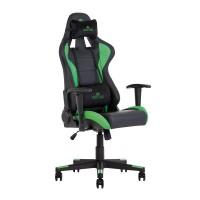 Кресло игровое HEXTER ML black green