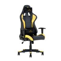 Кресло игровое HEXTER ML black yellow