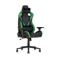 Кресло игровое HEXTER Pro 02 black green
