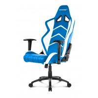 Кресло геймерское Akracing Player K601H Blue&White
