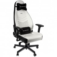Кресло игровое Noblechairs ICON White/Black