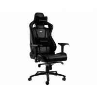 Кресло игровое Noblechairs EPIC Black/Gold