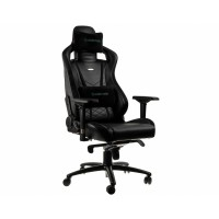 Кресло игровое Noblechairs EPIC Black/Green