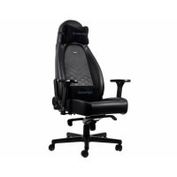 Кресло офисное Noblechairs ICON Black/Blue