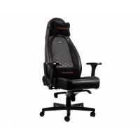 Кресло для руководителя Noblechairs ICON Black/Red