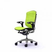 Кресло офисное OKAMURA CONTESSA MESH LIME GREEN
