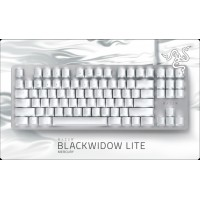 Игровая клавиатура RAZER BlackWidow Lite Mercury (RZ03-02640700-R3M1)