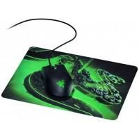 Игровая мышь и коврик RAZER Abyssus и Goliathus Mobile Construct (RZ83-02730100-B3M1)