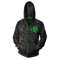 Куртка RAZER Swift Hoodie Men L (RGS5M03S1Z-18-00LG)