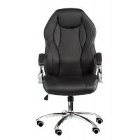 Кресло офисное Cross black