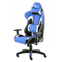 Кресло Special4You ExtremeRace 3 black/blue (E5647)