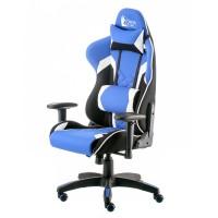 Кресло Special4You ExtremeRace 3 black/blue (E5647)