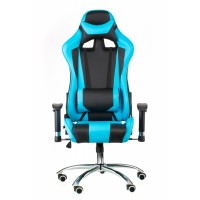 Кресло геймерское  еxtrеmеRacе black/bluе