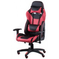Кресло Special4You ExtremeRace black/red E4930