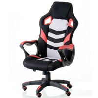 Кресло Special4You Abuse Black/Red (E5586)