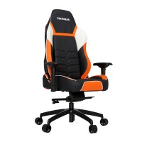 Кресло геймерское Vertagear Racing Series P-Line PL6000 Black/orange/white VG-PL6000_BO