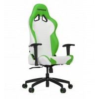 Кресло геймерское Vertagear Racing Series S-Line SL2000 White/Green Edition VG-SL2000_WGR