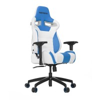 Кресло геймерское Vertagear Racing Series S-Line SL4000 White/Blue Edition VG-SL4000_WBL