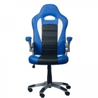 Кресло Zeus Forsage blue