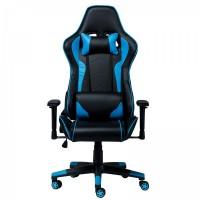 Кресло Zeus Race blue
