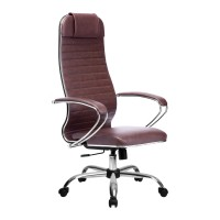 Кресло Metta комплект 6.1. CH коричневый
