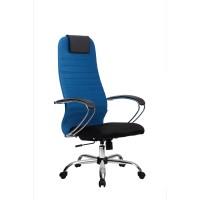 Кресло Metta BK-10 CH синий