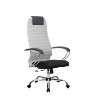 Кресло Metta BK-10 CH светло серый