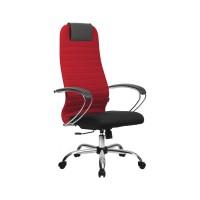 Кресло Metta BK-10 CH красный