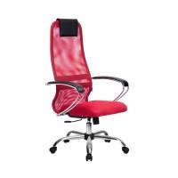 Кресло Metta BK-8 красный