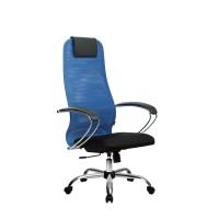 Кресло Metta BK-8 X2 синий