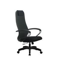 Кресло Metta BP-10 PL темно серый