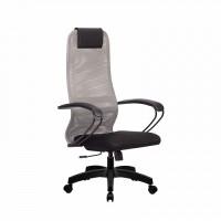 Кресло Metta BP-8 X2 PL светло серый