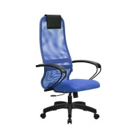 Кресло Metta BP-8 PL синий