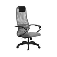 Кресло Metta BP-8 PL светло серый