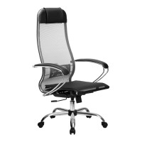 Кресло Metta Комплект 4 СН серый