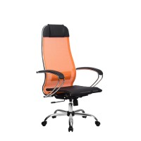 Кресло Metta Комплект 4 СН оранжевый